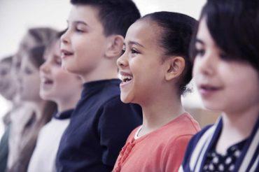 儿童学习合唱的好处